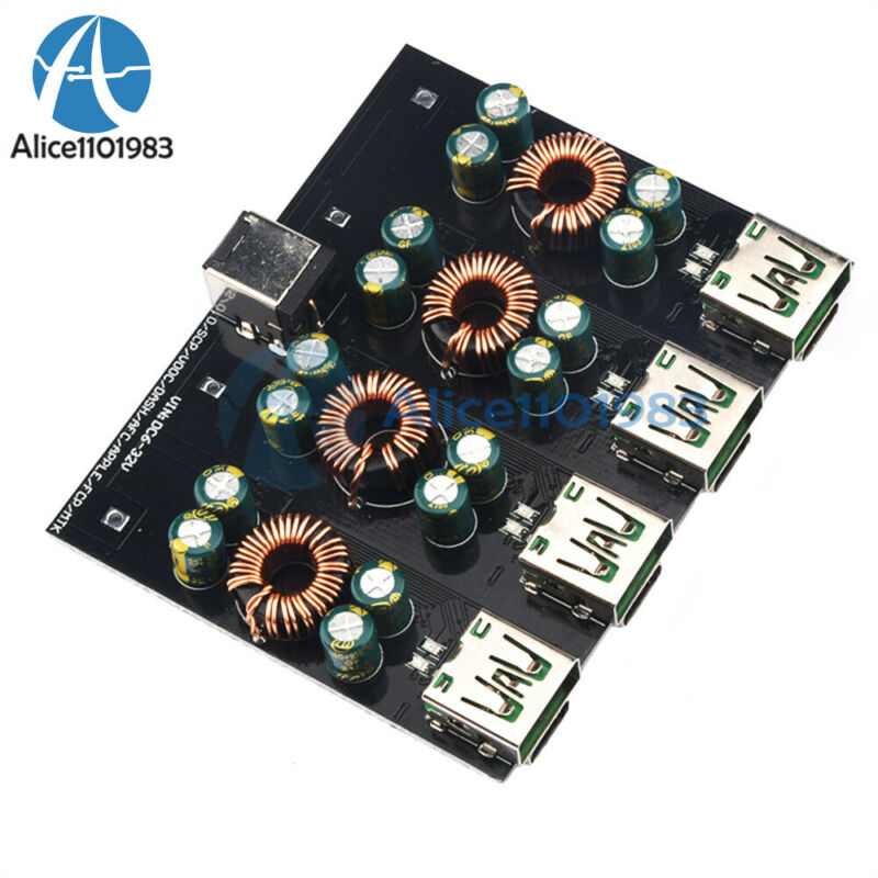 Sw3518s Mobile Phone Fast Charging Power Step-down Module Dc6-32v Usb Pd3.0 New