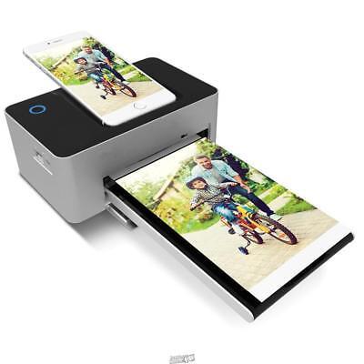 Kodak iPhone Charging Photo Printer Dock PD480 300-dpi Resolution 4X6 Pictures