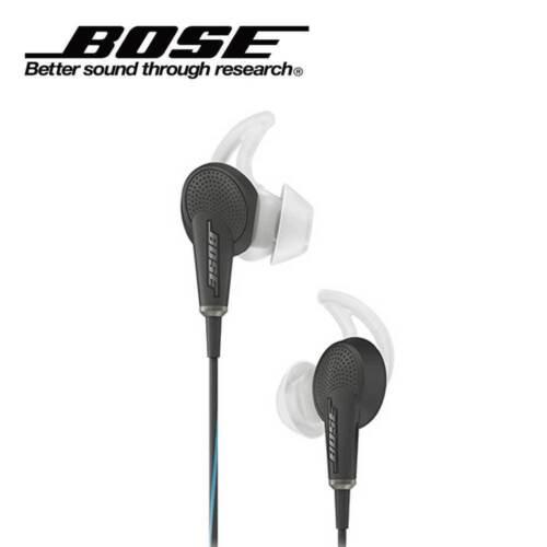 Bose QuietComfort 20 In-Ear Headphone Black BOSE QC20 (IOS) Black