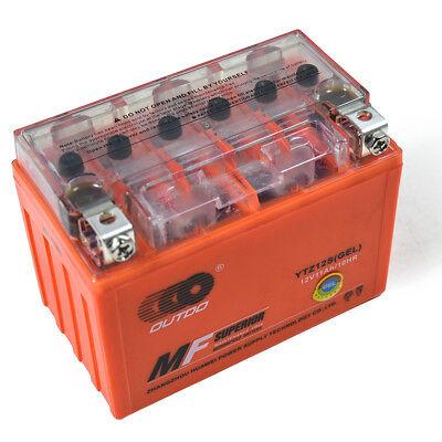 YTZ12S Battery fit Aprilia Tuono 1000 V4 R RSV4 1000 Tuono 1100 V4RR Factory RSV