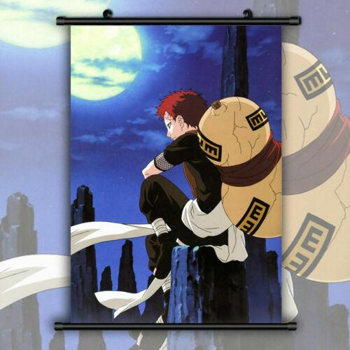 Naruto Gaara Anime Manga Wallscroll Poster Kunstdrucke Bider Drucke 24*36inch