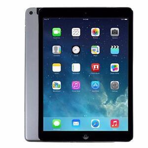 LIKE NEW Apple iPad Air 2 A1567 WiFi & Unlocked 3G LTE Cellular 16GB Tablet