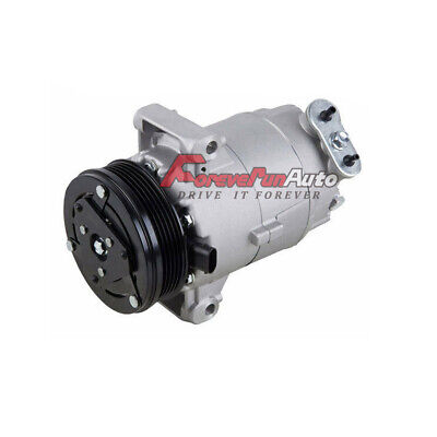 For Chevy Cobalt Malibu HHR Saturn Ion Pontiac G5 G6 AC Compressor & A/C Clutch