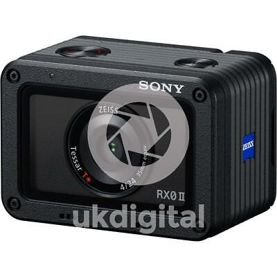 Sony DSC-RX0 II Action Camera with Shooting kit (DSC-RX0M2G)