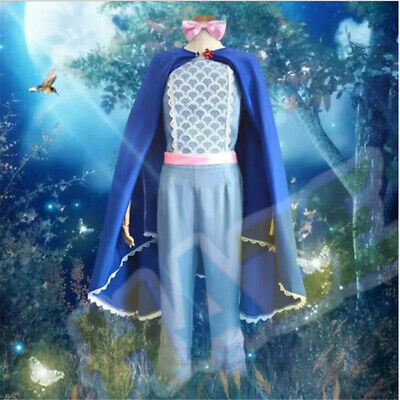 Toy Story 4 Bo Peep Cosplay Costume Uniforme - Toy Story Halloween Kostüme
