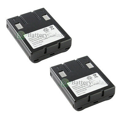 2 NEW Cordless Home Phone Rechargeable Battery Pack for Uniden BT-999 BT999 HOT!
