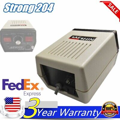 35000rpm Strong 204 Micromotor Contral Box For Dental Laboratory New Sale