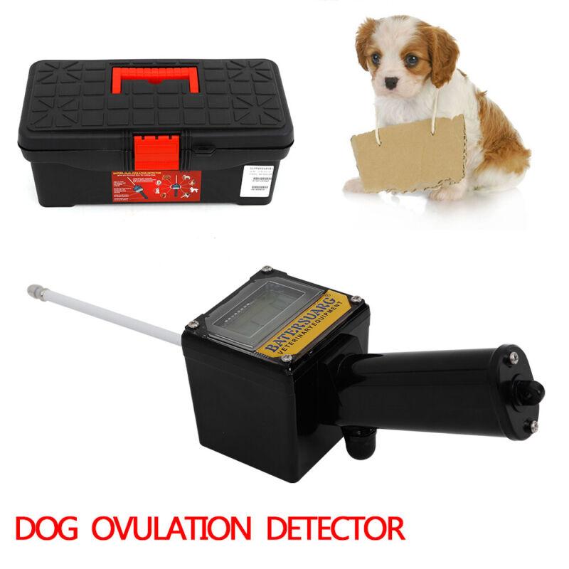 USA Dog Ovulation Detector Tester Pregnancy Planning Breeder Canine Mating + Box