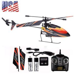 Remote Control Helicopter WLToys V911 Single Blade Fixed Pitch 4-Channel RTF B2