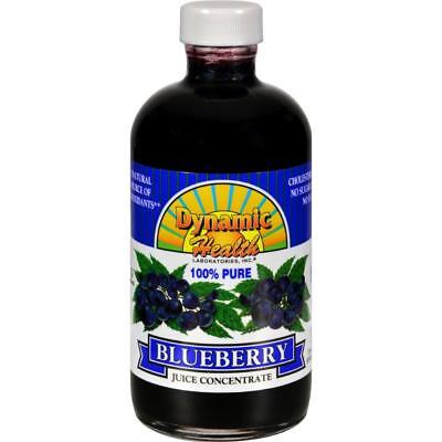 Dynamic Health-Blueberry Juice Concentrate (1-8 oz bottles) ()