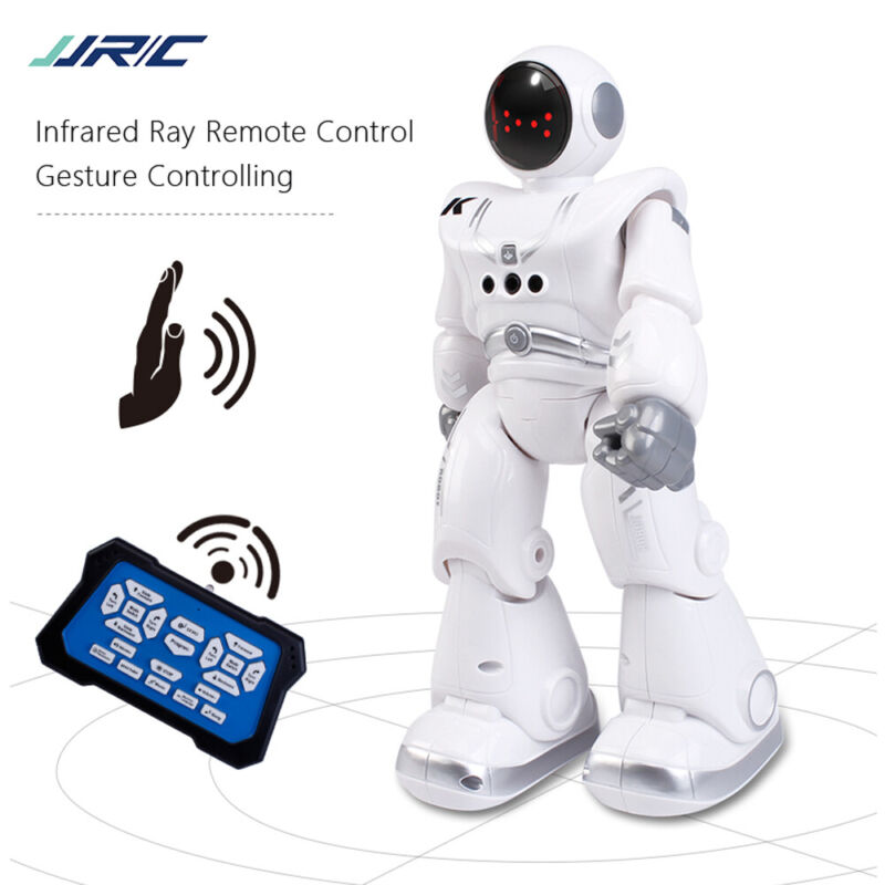 RC Robot Toy for Kids Remote Control Robots with Gesture Sensing Control Dancing