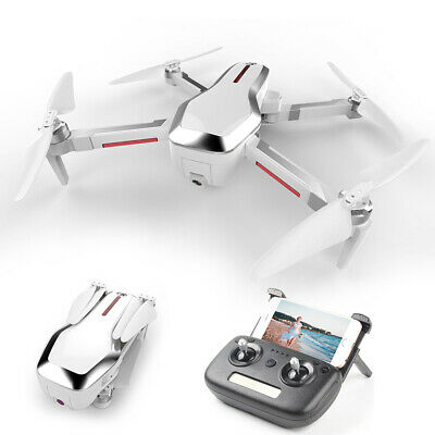 CSJ-X7GPS Brushless 4K Drone with Camera 5G Wifi FPV Foldable Optical Flow Z3Q6