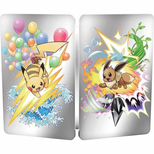 Steelbook Pokémon: Let