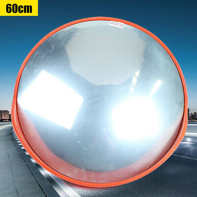 Top 24 Wide Angle Security Convex Pc Mirror Outdoor Road Traffic Driveway Safe