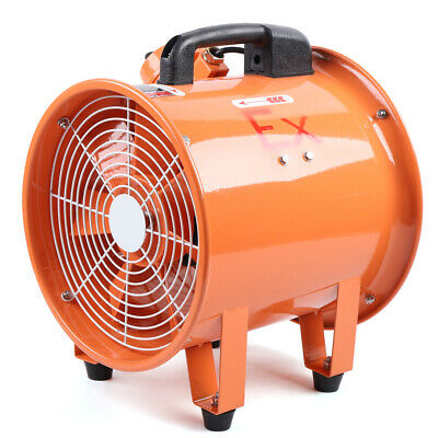 12 Explosion-proof Axial Fan Utility Blower Fan Extractor Exhaust Fan 2650cfm
