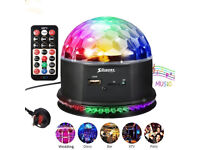 Disco Lights,SOLMORE 15W 48 LEDs Disco Ball