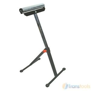 Silverline Adjustable Height Roller Stand Work Support 685mm-1080mm 60kg 675120
