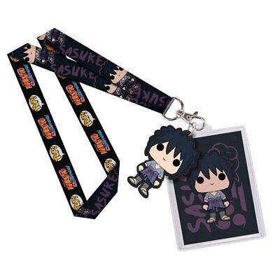 Naruto Shippuden Sasuke Uchiha Pop!  Schlüsselanhänger Schlüsselband (Sasuke Uchiha Shippuden Kostüm)