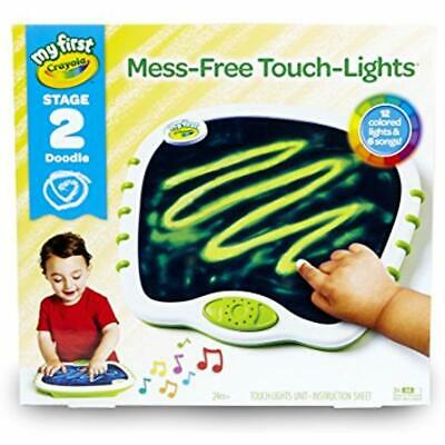 Crayons My First Crayola Touch Lights, Musical Doodle Board,