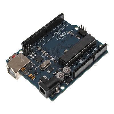 New Uno R3 5v 16 Mhz Atmega328p 8-bit Dip Board With Usb Arduino Compatible