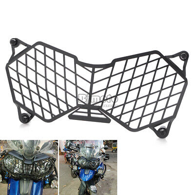 MOTORCYCLE HEADLIGHT GRILLE COVER PROTECTOR FOR TRIUMPH 1200XC 2012 20