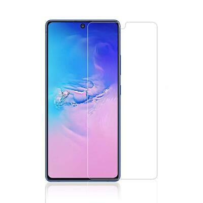 100% Genuine Tempered Glass Screen Protector For Samsung Galaxy S10 Lite
