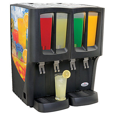 Gmcw C-4d-16 Crathco G-cool Mini-quattro 4 - 2.4 Gal Beverage Dispenser
