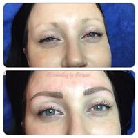 6D permanent eyebrow ($299 January promotion)