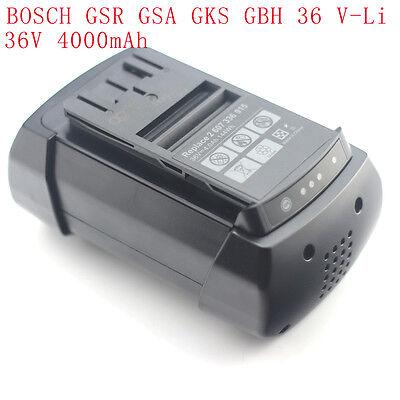 36V 4A Akku Batterie Ersatzakku für BOSCH GSR GSA GKS GBH 36 V-Li 2607336002 DE online kaufen