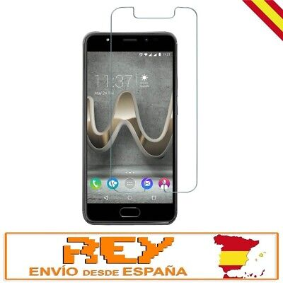 Protector Pantalla para WIKO U FEEL PRIME Cristal Templado Premium p584