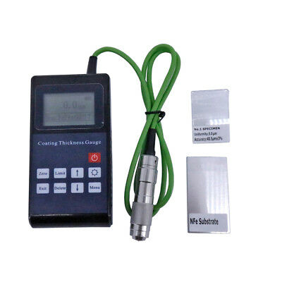 New Eddy Current Portable Coating Thickness Gauge Leeb211