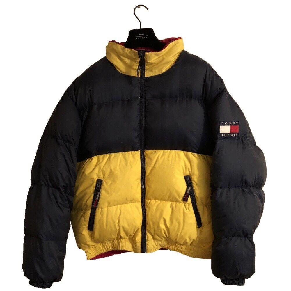 75cbaa97f Vintage Tommy Hilfiger Puffer Jacket 💎👑