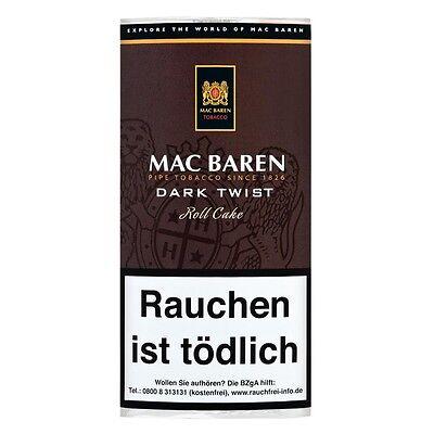 Gebraucht, Mac Baren Dark Twist 50g Pfeifen Tabak gebraucht kaufen  Fürstenfeldbruck