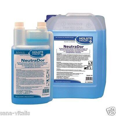 HOLSTE PROFI NeutraDor Allzweckreiniger Geruchsentferner Geruchskiller, Hygiene