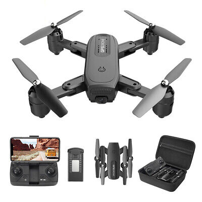 Holy Stone HS350 FPV Selfie Drone with 1080P HD Camera RC Quadcopter with Case