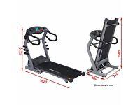 Maxima Fitness MF-2000-ProFX-R Auto Incline Folding Treadmill - Hardly Used