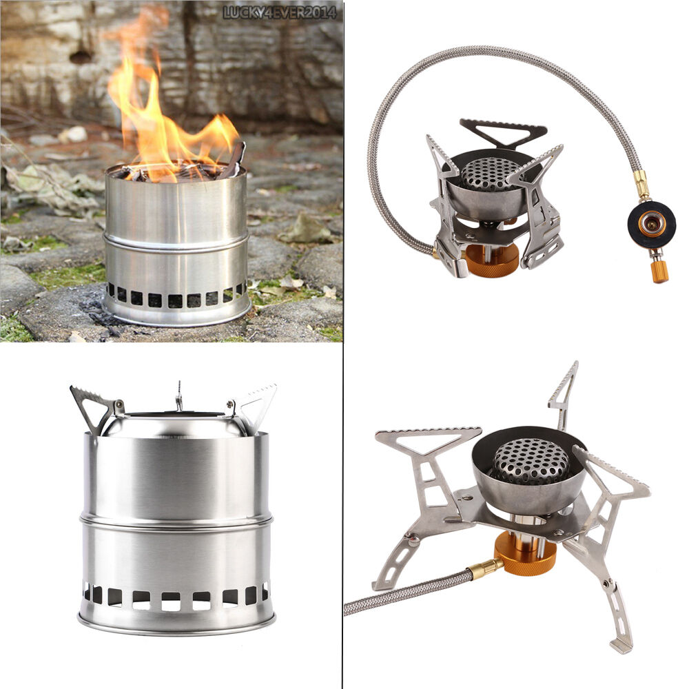 holz vergaser ofen gaskocher camping outdoor survival notkocher wood gas stove eur 16 18. Black Bedroom Furniture Sets. Home Design Ideas