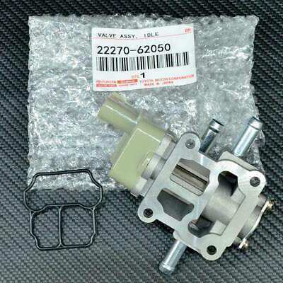 - 22270-62050 New Idle Air Control Valve Fit Toyota Tundra Tacoma 4Runner 3.4L