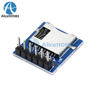 2pcs Tf Micro Sd Card Module Mini Sd Card Module Memory Module Arduino Arm Avr