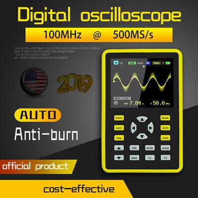 """4-in-1 5012H 2.4"""" LCD Display Screen Handheld Portable Digital Mini Oscilloscope"""