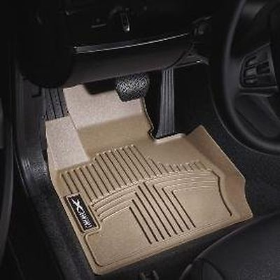 BMW thermoplastic all weather floor liners 3 Series F30 sdn  RWD 82112317870