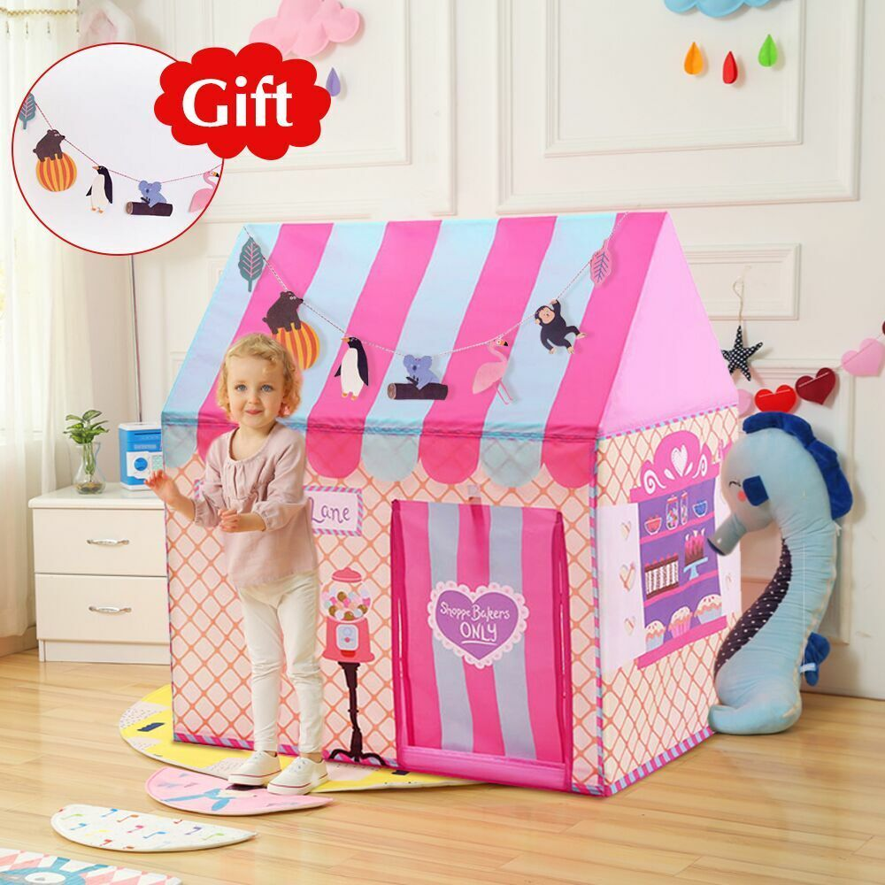 Toys Kids Boys Girls 3 4 5 6 7 8 9 10 Age Year Old Play Tent