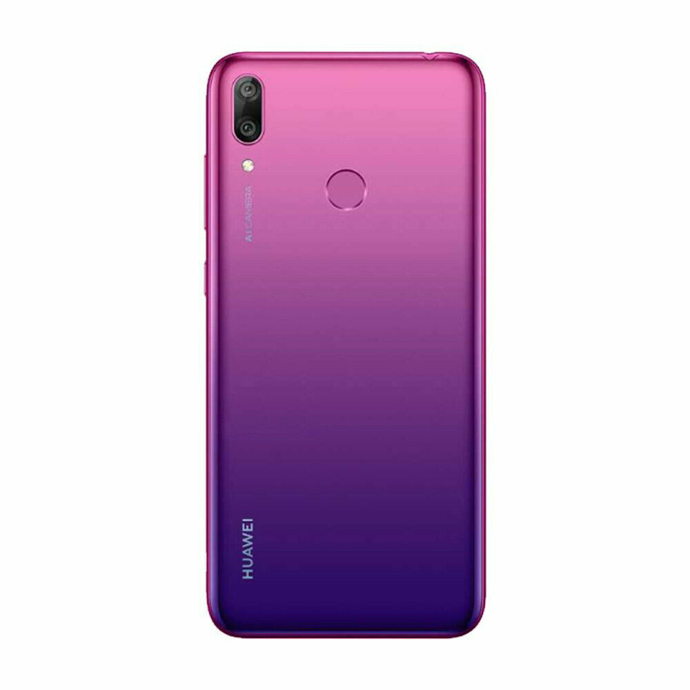 HUAWEI Y7/L 64GB PURPLE 2019 DUB-LX3 4GB RAM FACTORY