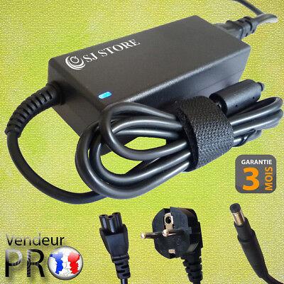 19.5V 3.33A ALIMENTATION Chargeur Pour HP ENVY 6-1110US NOTEBOOK PC 1110us Notebook Pc