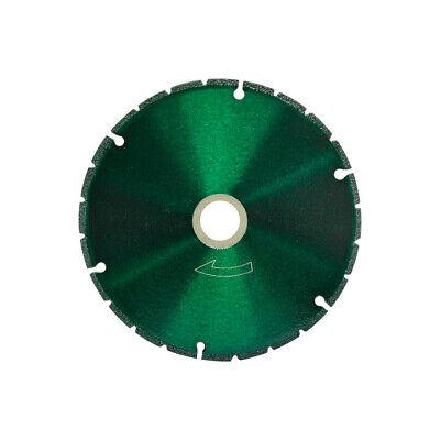 Metallic Green 4-12 X .050 X 78 - 58 Metal Cutting Blade Dry Use Saw
