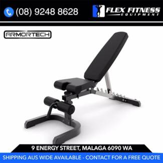 BRAND NEW COMMERCIAL V2 FID 401 BENCH **GREAT PRICE**