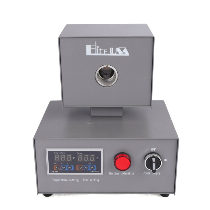New 400W Dental Lab Equipment Flexible Denture Injection System Machine Dentist