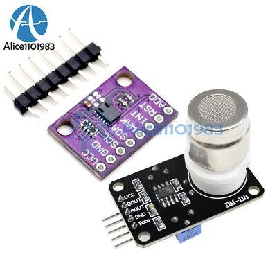 (MG811 CO2 Carbon Dioxide Gas Sensor Module Detector Analog Signal CCS811 CJMCU)