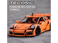 New Lepin (20001) technic series Race Car Model (Compatible with lego 42056) XMAS gift