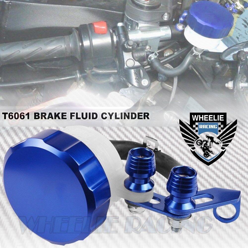 Motorcycle Front Brake Fluid Bottle Master Cylinder Oil Reservoir Cup Cover Protector for Kawasaki Ninja Reservoir Sock 10